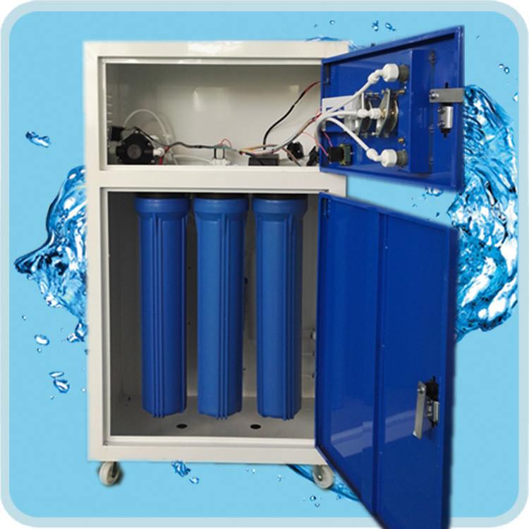 C3-400商用净水处理设备反渗透设备纯水机净水机商务直饮机