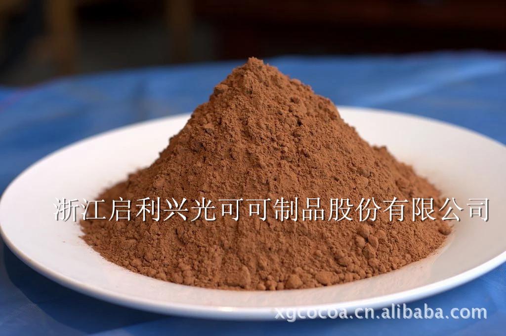 大量零售豆仁研磨碱化可可粉 可可粉/巧克力粉 可可豆