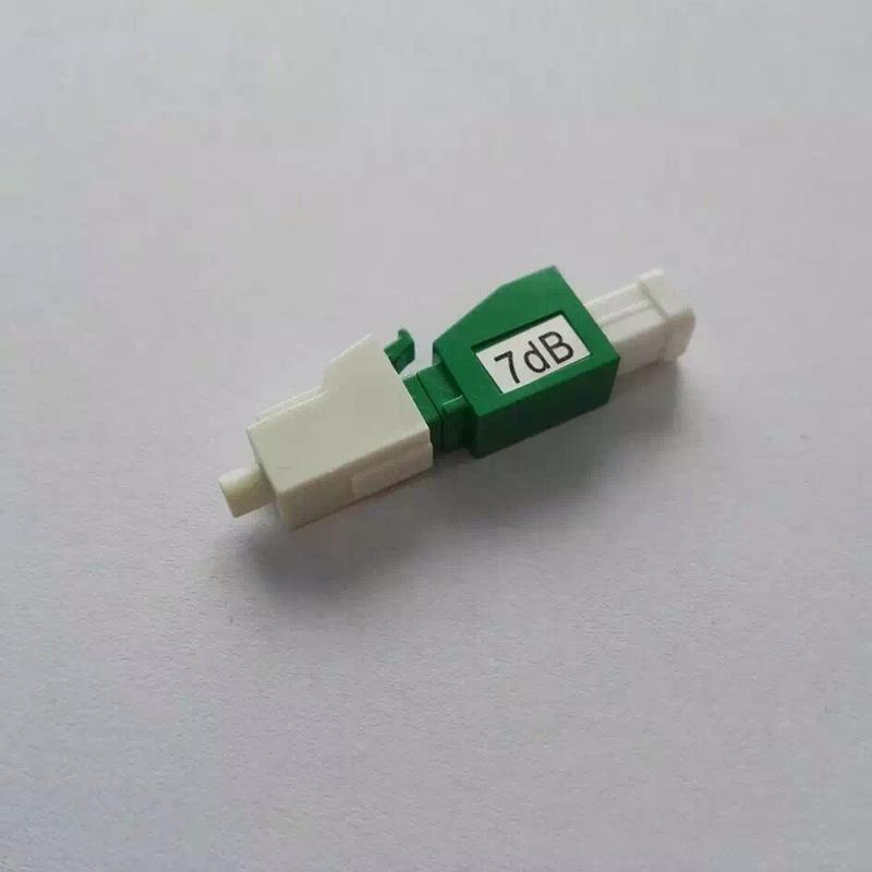 通信厂家特价直销衰减器LC2/5/DB阴阳式光纤耦合器量大优惠