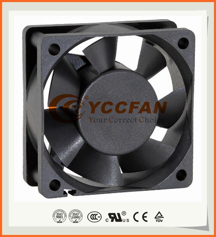 60x60x20mm 直流风扇 YCCFAN