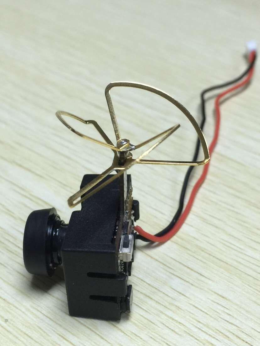40频道无线航拍摄像头迷你 一体化摄像机 微型摄像机