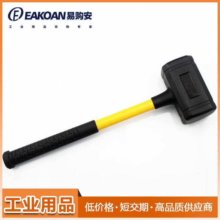 台湾CR-TANG香槟空鼓锤朔胶锤橡胶安装锤子PU系列纤维柄手动工具