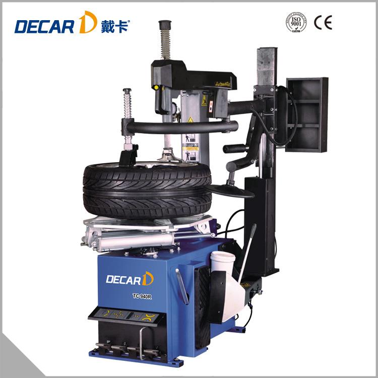 优耐特带辅助臂汽车拆胎机拆装机轮胎设备厂家直销