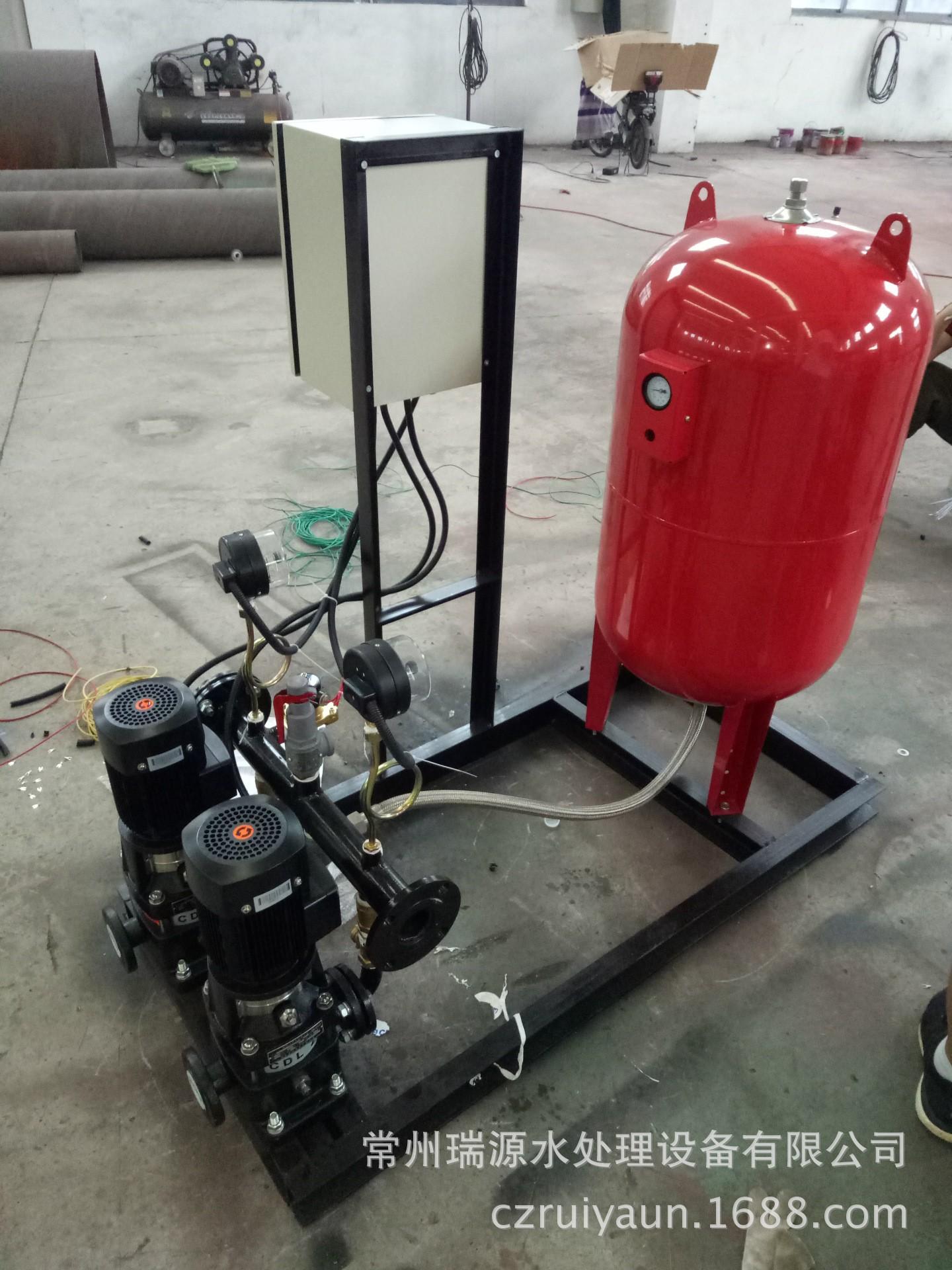 水处理设备厂家供应定压补水装置供水设备定压补水机组