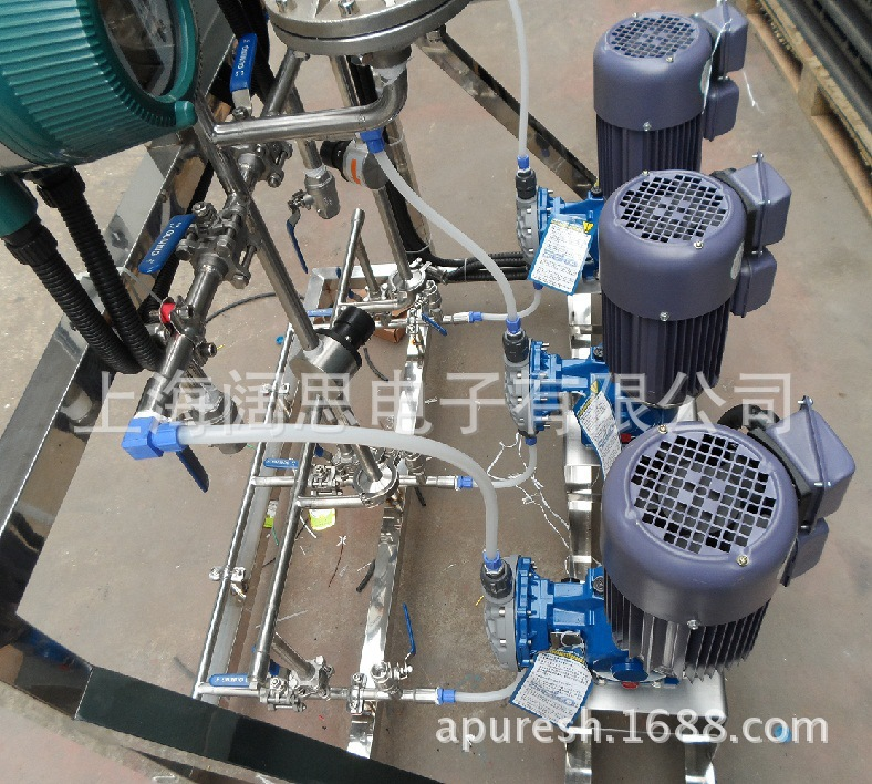 赛高SEKO计量泵MS1C165Q 水处理精密机械隔膜式马达加药计量泵