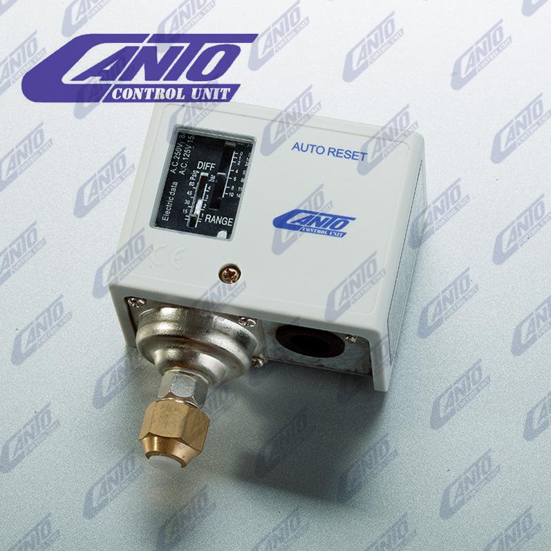 肯拓SPC-110锅炉 机械压力开关 氟利昂、空气、液体等非腐蚀性介质