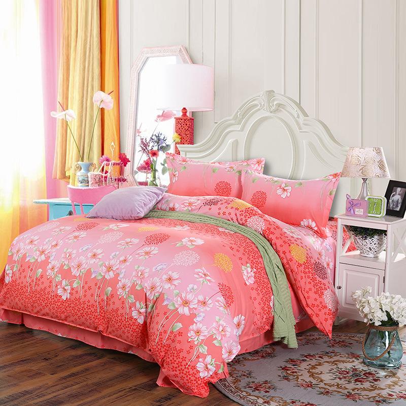 床上用品动物羊绒棉四件套家纺消费加工代理零售