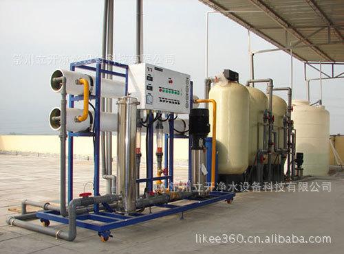 电镀涂装纯水设备8