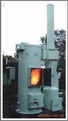 生活垃圾焚烧炉 FSL 连续热解式垃圾焚烧炉