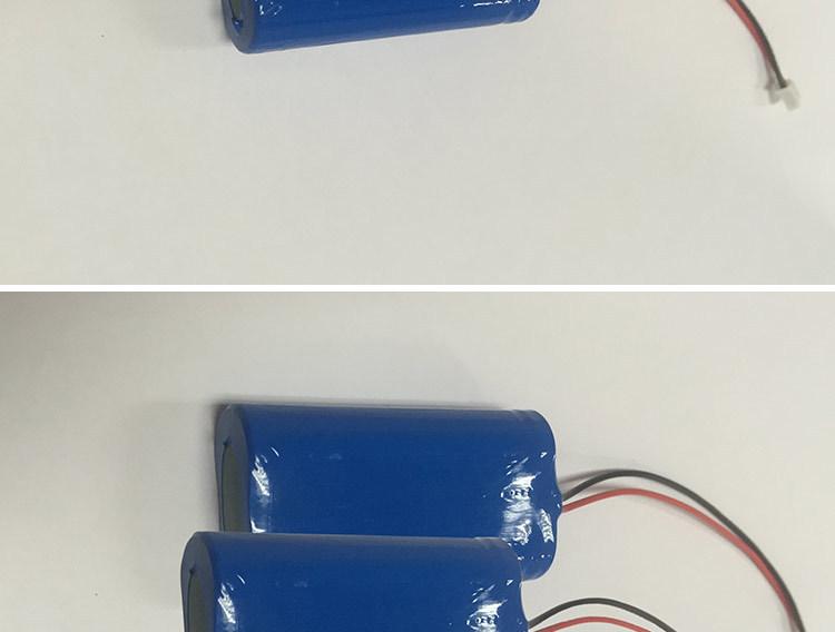 4v锂电池组可充电定制厂家直销 手电筒 msds 强光头灯