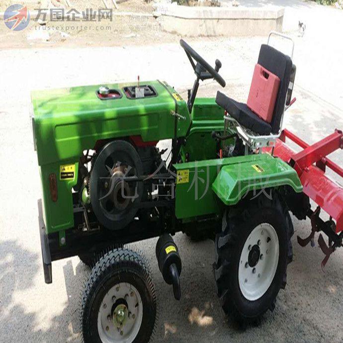 四驱农用柴油小四轮旋耕机 农业,林业 光合机械 GH-XGJ