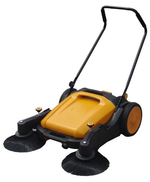 凯德威无能源手推式扫地车DL-920 手推式 无动力扫地车