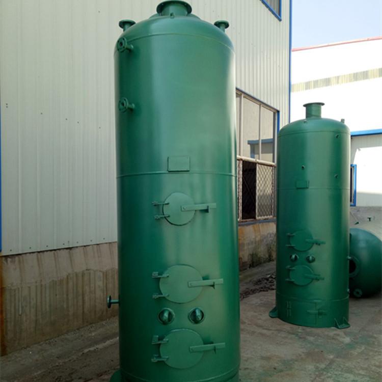泰安金锅高压工业化立式蒸汽锅炉 快装锅炉 层燃炉 自然循环锅炉