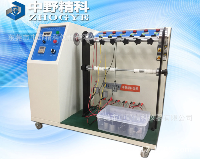摇摆测试仪0-180度 线材测试仪 中野精科仪器