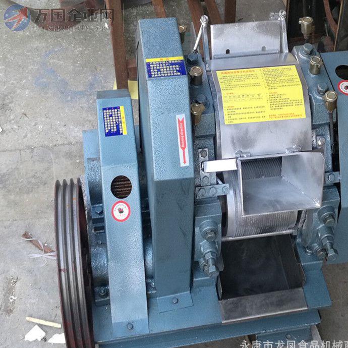电动苷蔗榨汁机 红糖厂设备榨糖机