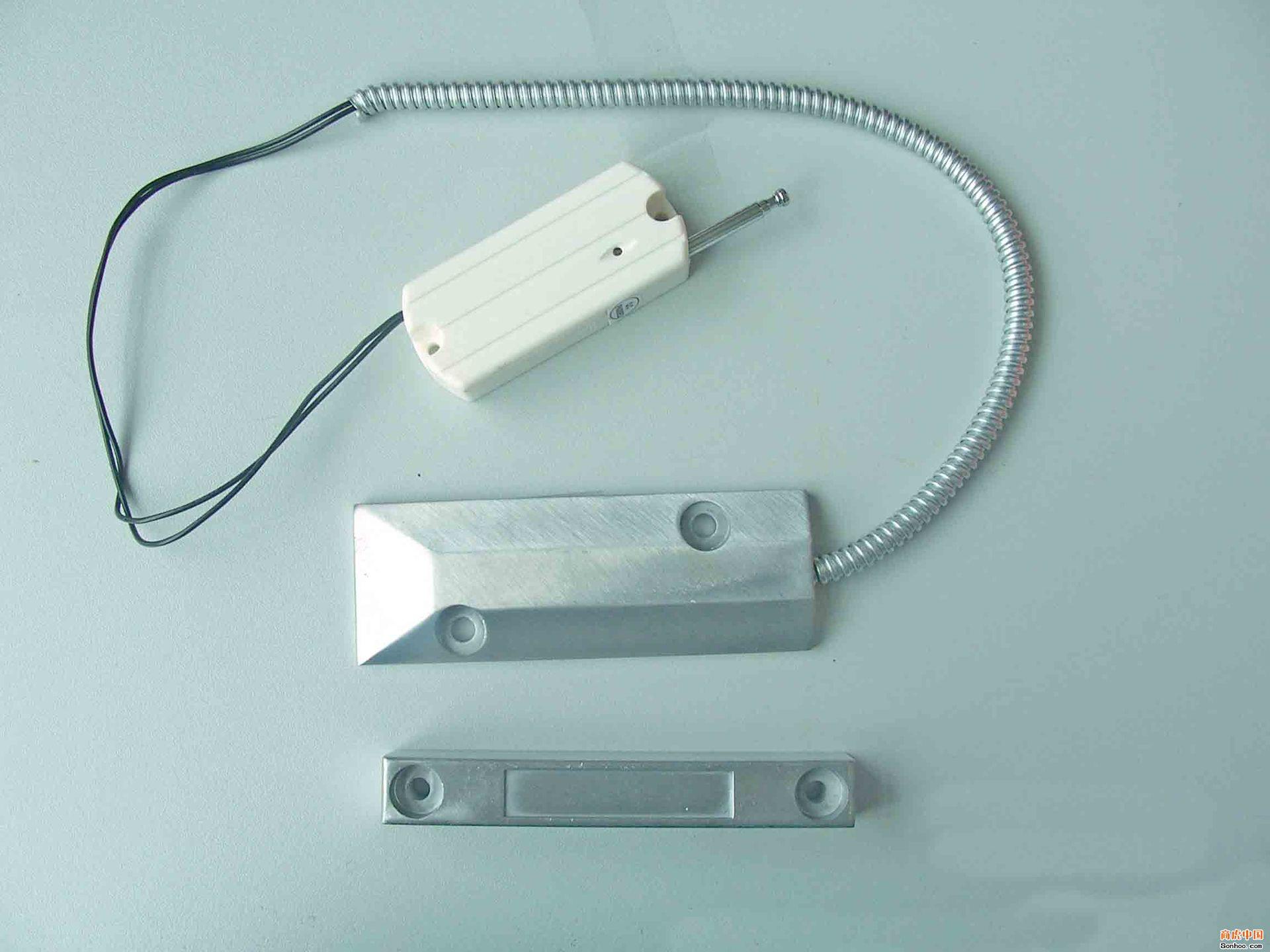 无线防盗卷闸门磁探测器433M商场家用 红外报警探测器