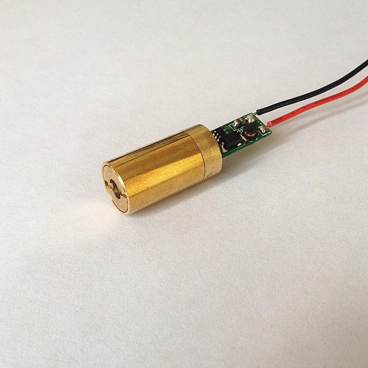 绿光激光模组 激光模块 可见光 连续式 电激励式 半导体 内光路 功率型