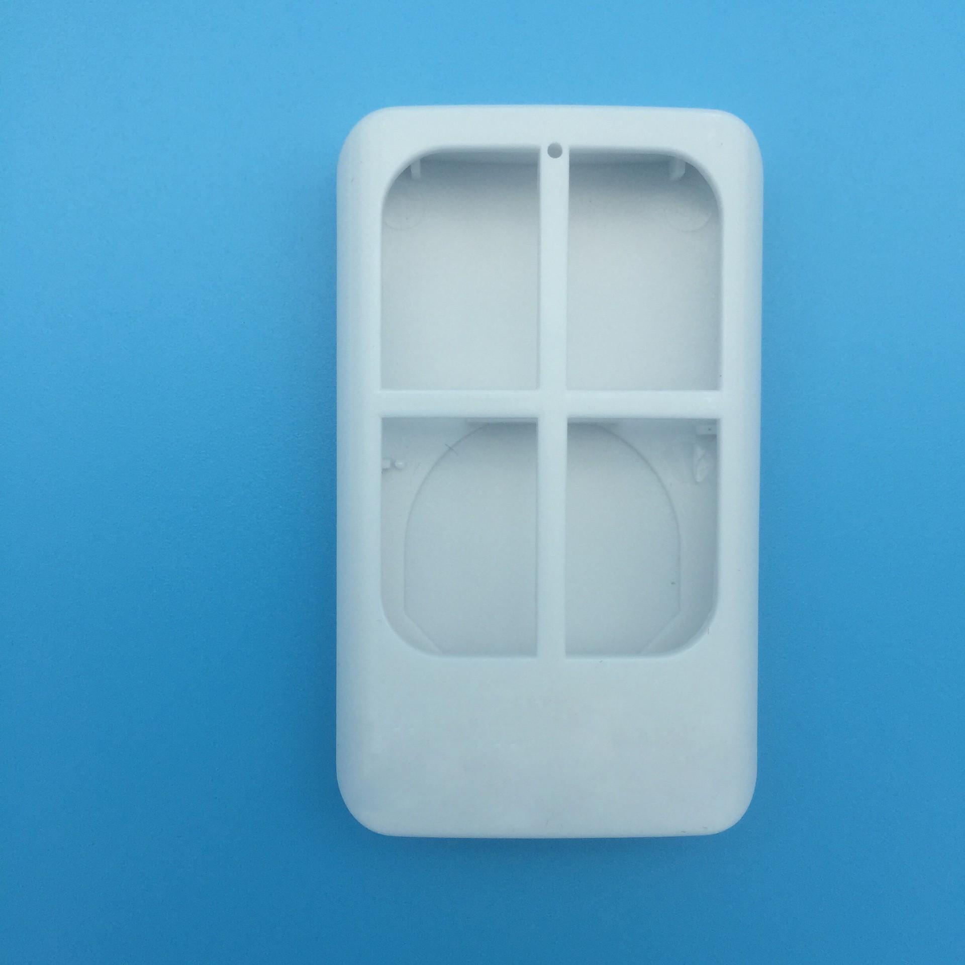 无线遥控器塑胶外壳 注塑加工 可开模定制 注塑机台 ABS塑料