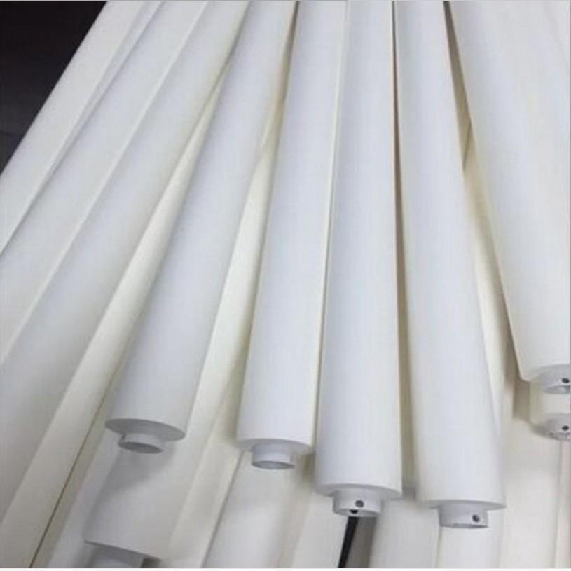 浙江上虞胶辊厂业余消费印刷胶辊辊轮旋切一体机胶辊加工硅胶包胶