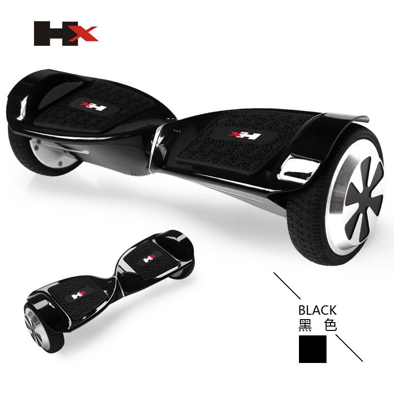 欢喜电动智能平衡车X3带APP手机蓝牙连接更新电量调速代步车玩具