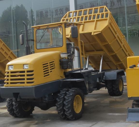 四驱农用运输自卸车 可定制