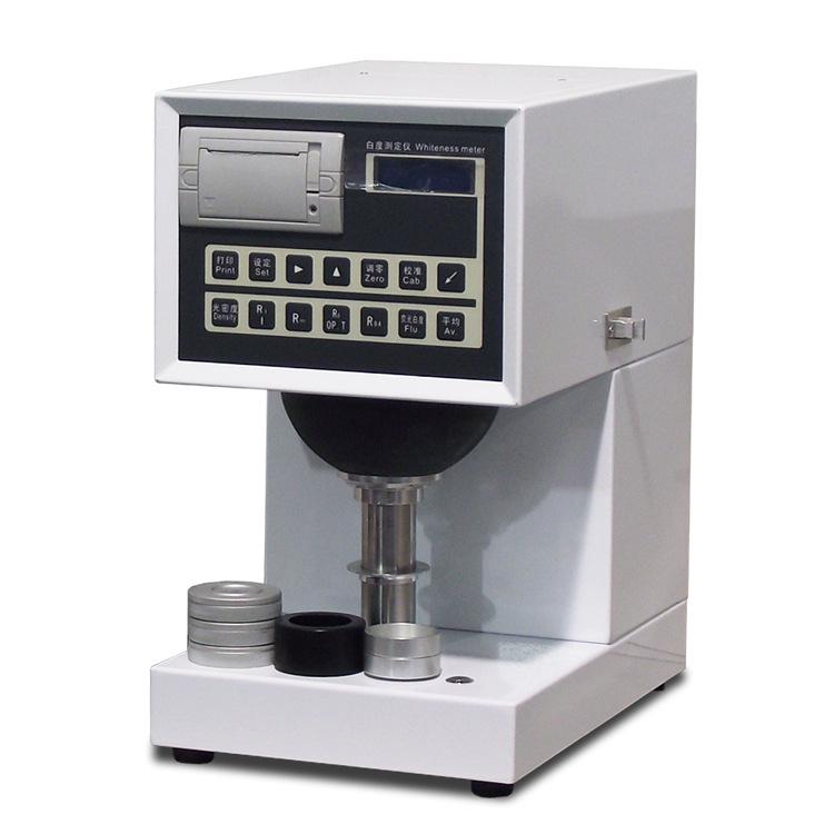 纺织印染塑料粮食白度荧光度测定仪 白度测定仪