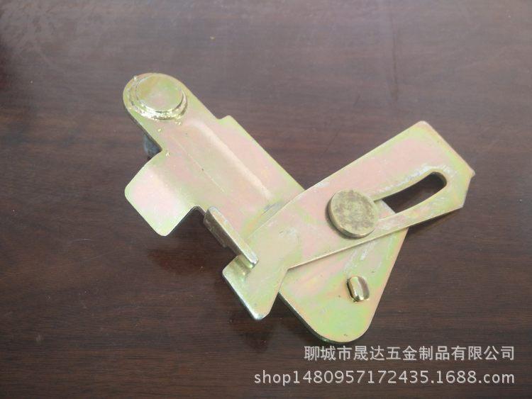 U型折弯成型五金冲压件加工 不锈钢板