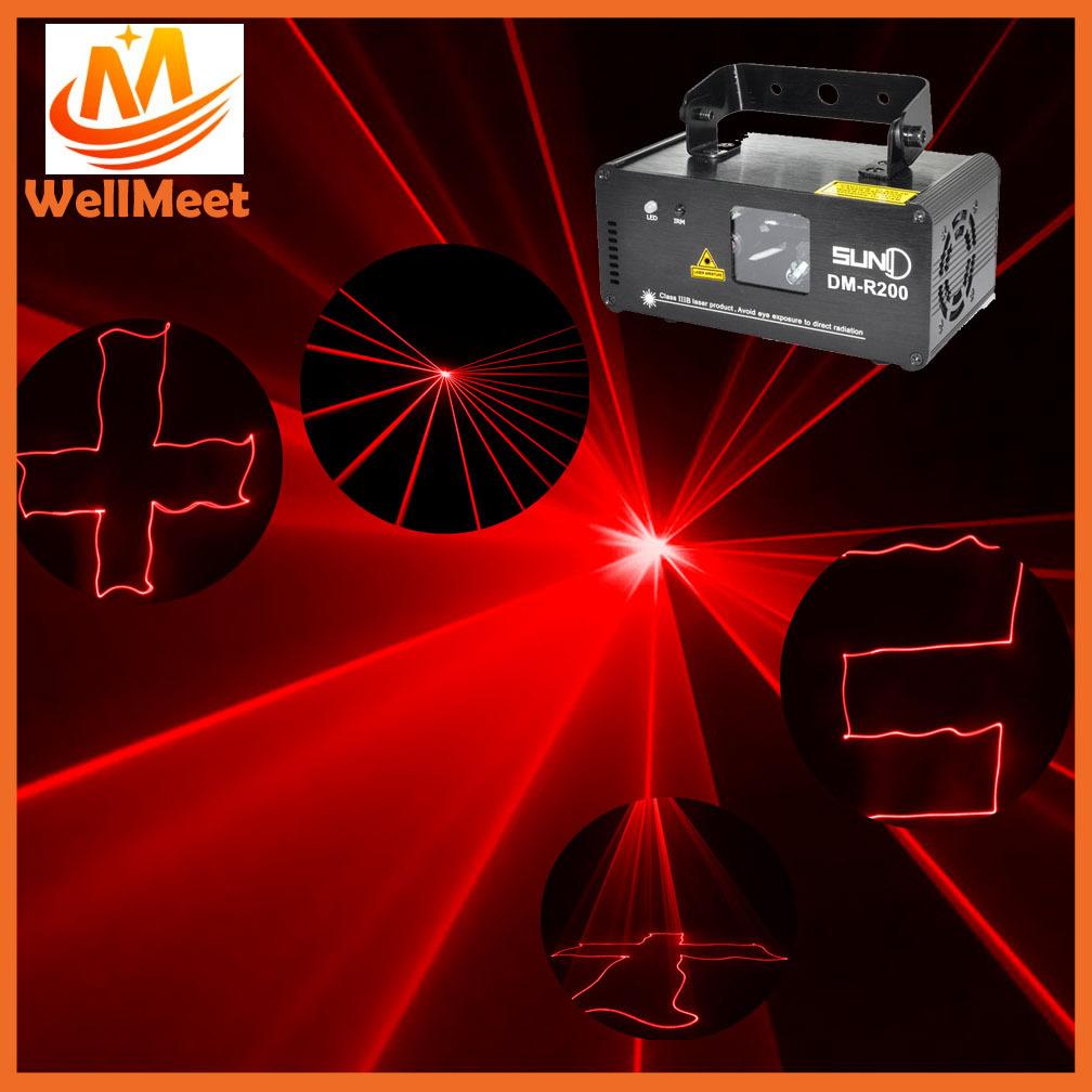 [原装正品]新款遥控LED单线条激光灯 WellMeet