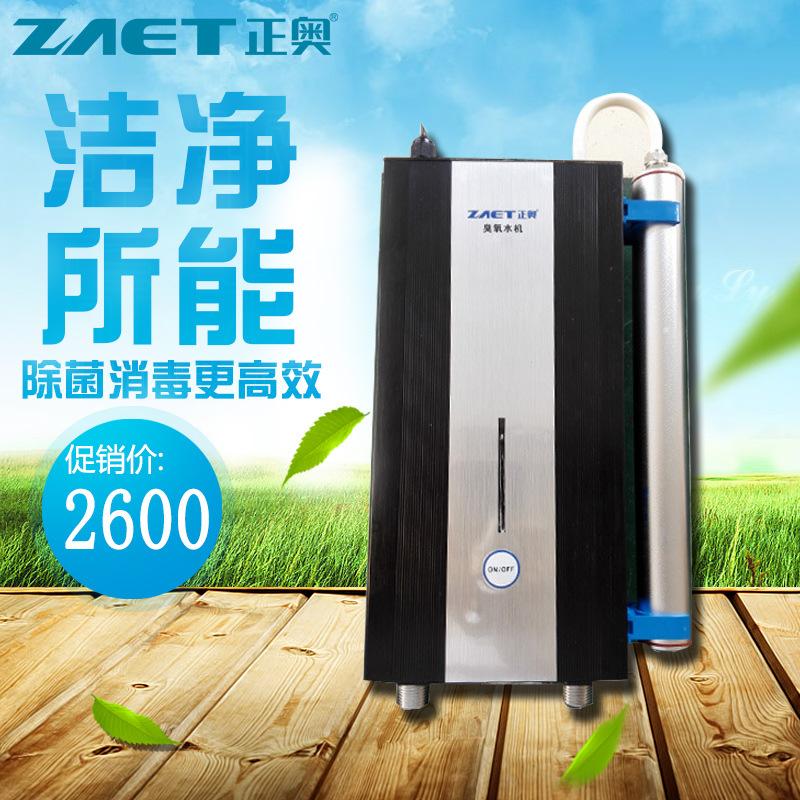 工厂直销食品消毒机臭氧发作器 ZAET 臭氧水发生器