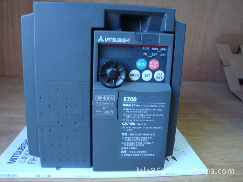 维修PLC/维修变频器 Mitsubishi/三菱 内置滤波器 电压矢量