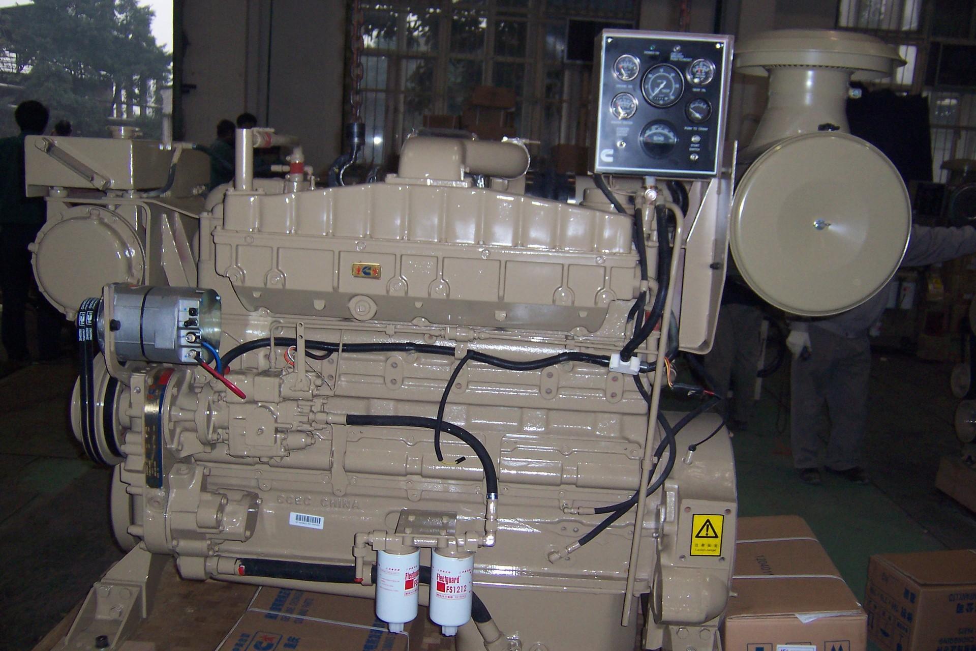 NTA855-M350康明斯发动机总成SO10013-5