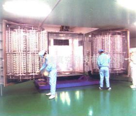 二手蒸发真空镀膜机 环保电镀机 直流电源 真空镀膜 离子银