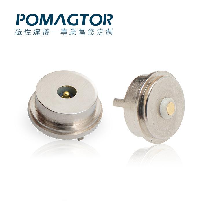 厂家专业定制圆形磁吸连接器 TE/泰科 LED AC/DC 不锈刚 LCP