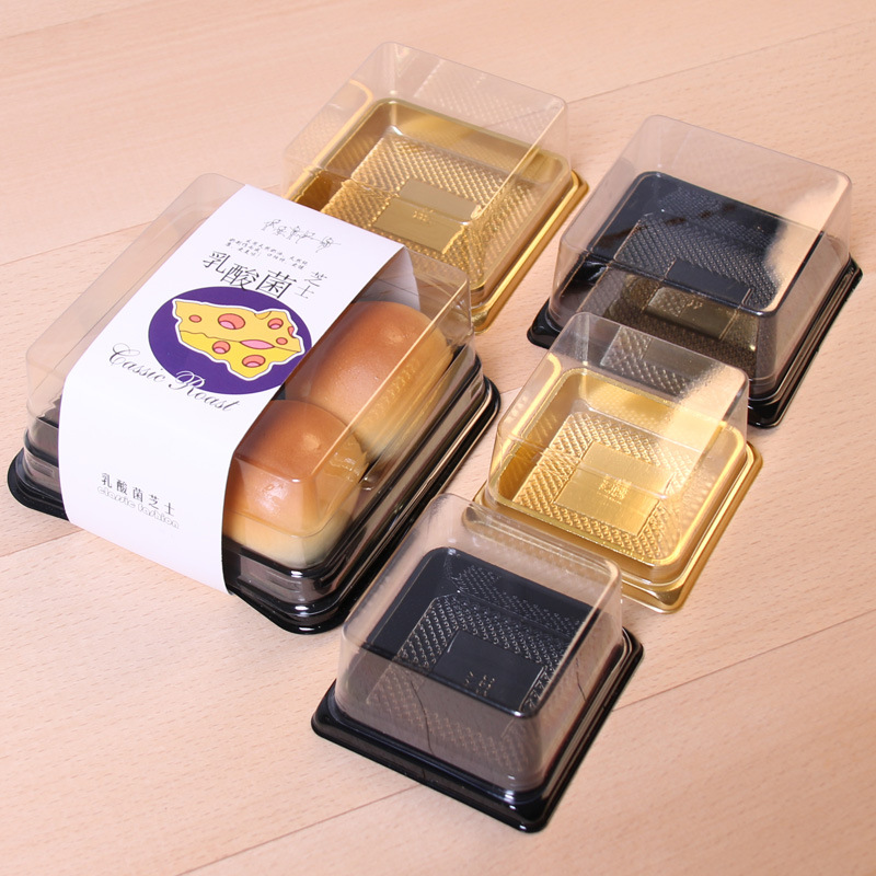 50-100克月饼包装盒蛋黄酥盒 贩卖包装/终端包装 可定制 xdzs