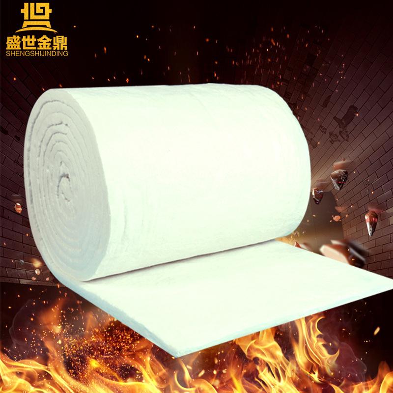 低温管道壁衬用 硅酸铝 硅酸铝制品 保温棉 纤维状 长方形