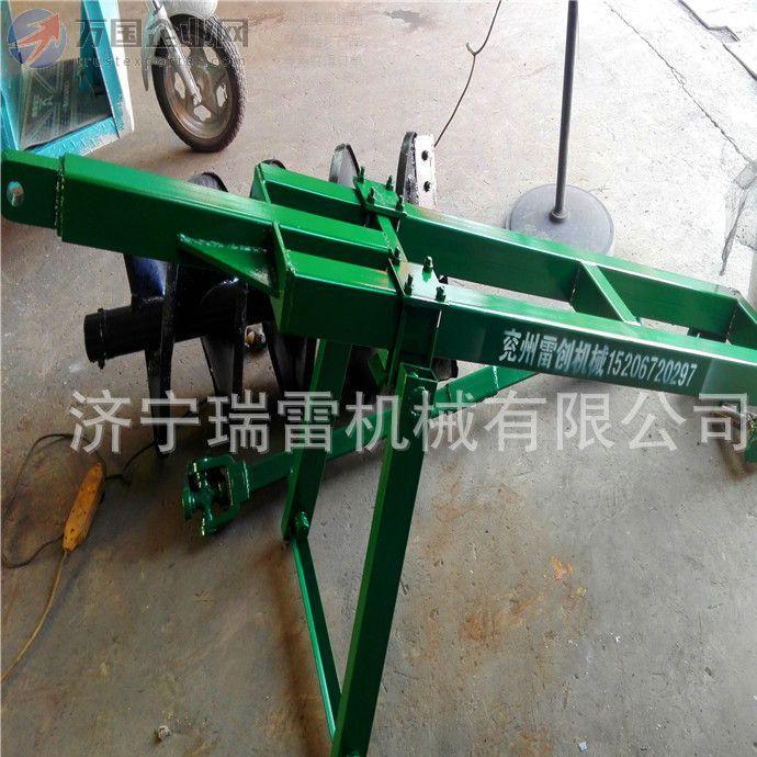 拖拉机配件 挖坑机