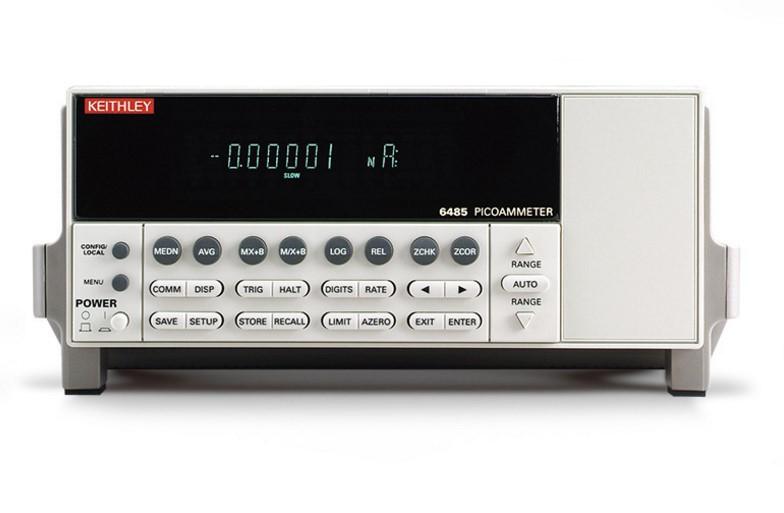 6482型双通道皮安表/电压源 数字式电压测量仪表 Keithley/吉时利
