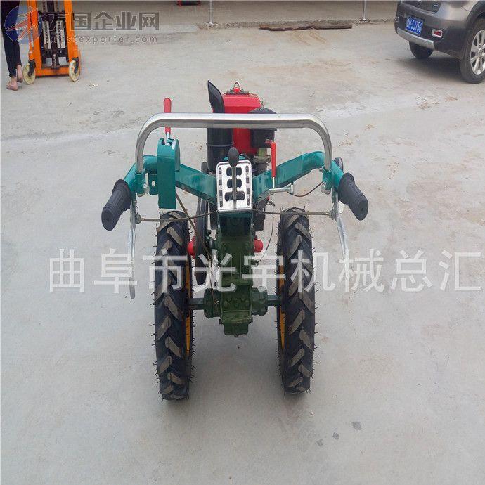 山地梯田专用手扶拖拉机