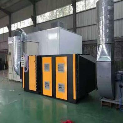 漆雾处理设备废气处理器 有机废气处理成套设备