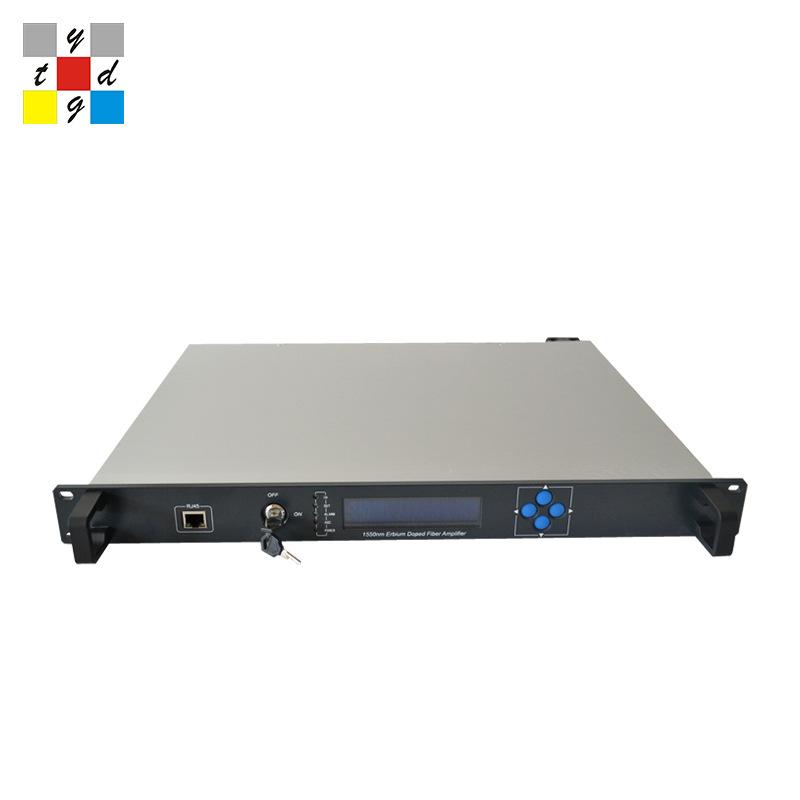22dB双电源热插拔 亚太光电 FC/APC或SC/APC