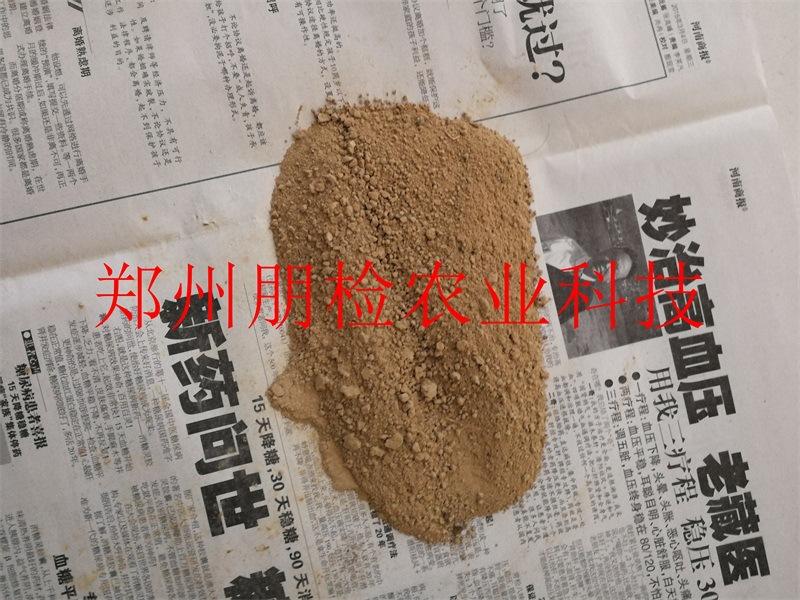 规模种植就来郑州朋检化验土壤 土壤分析、检测 质保一年