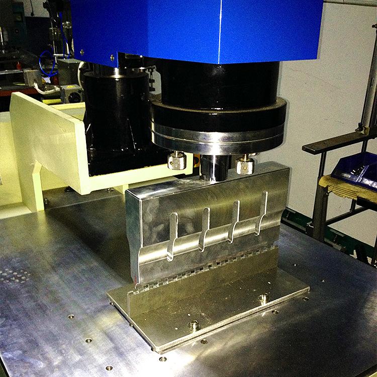 厂家业余制作塑料超声波模具 CNC