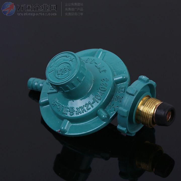 工业级减压器家用燃气煤气罐可调减压阀 液化气 波纹管式