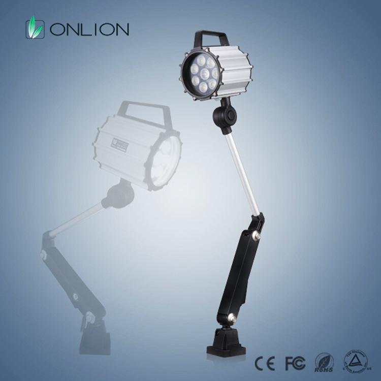 厂家直销 ONN-M2系列LED机床工作灯  机床灯具 LED机床长臂灯
