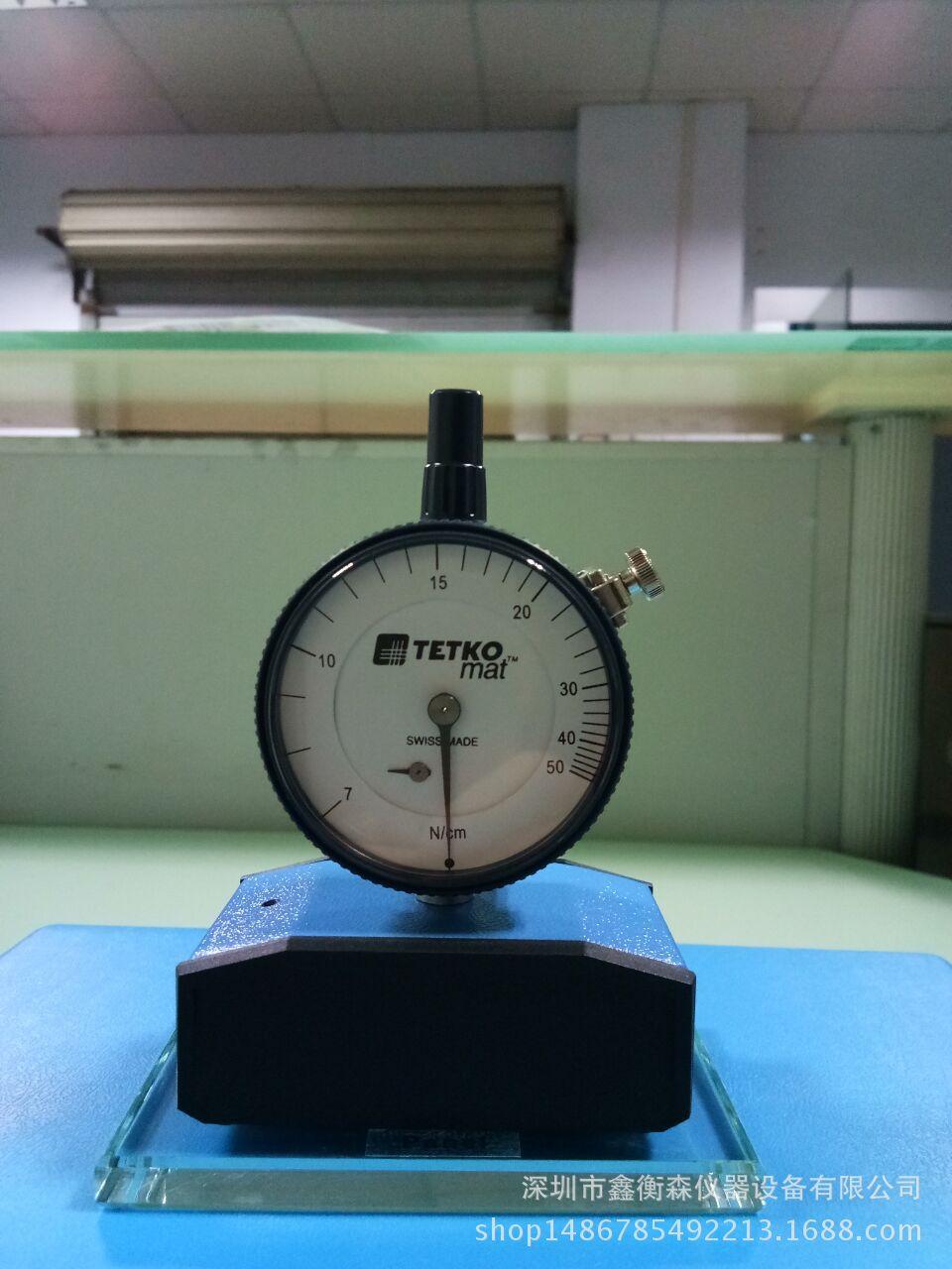 瑞士张力计tetko 张力计 tetko 指针式测力仪表