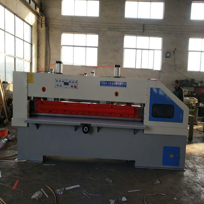 木皮设施剪切机 龙丰机械 切割机 全自动