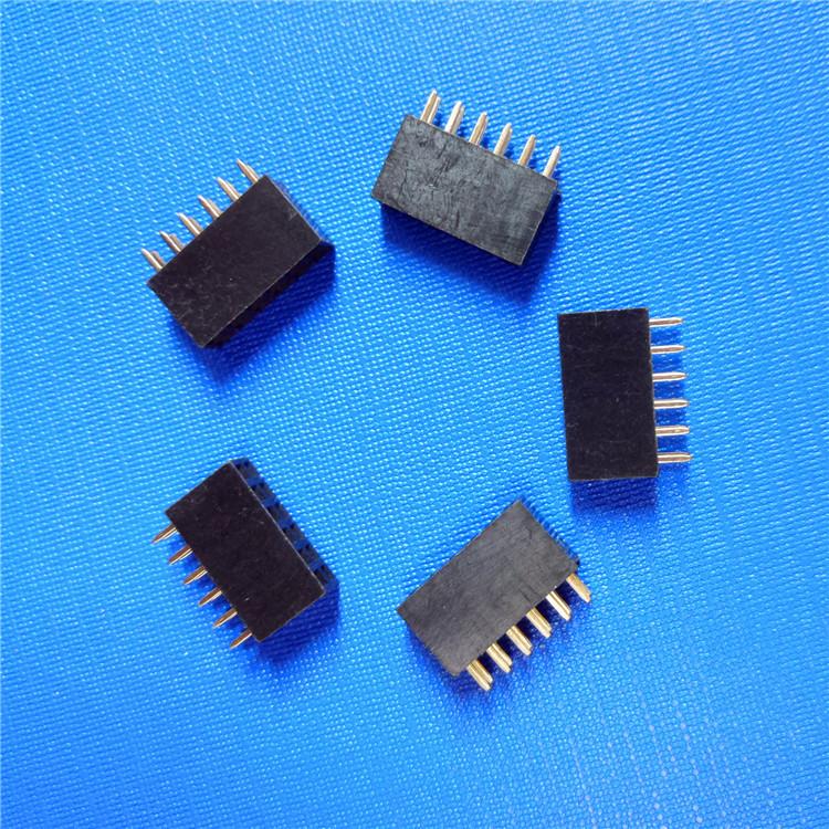 电子元器件厂家批发2 华茂康 排针/排母/排线 显示屏 阻火/阻燃 全铜镀金