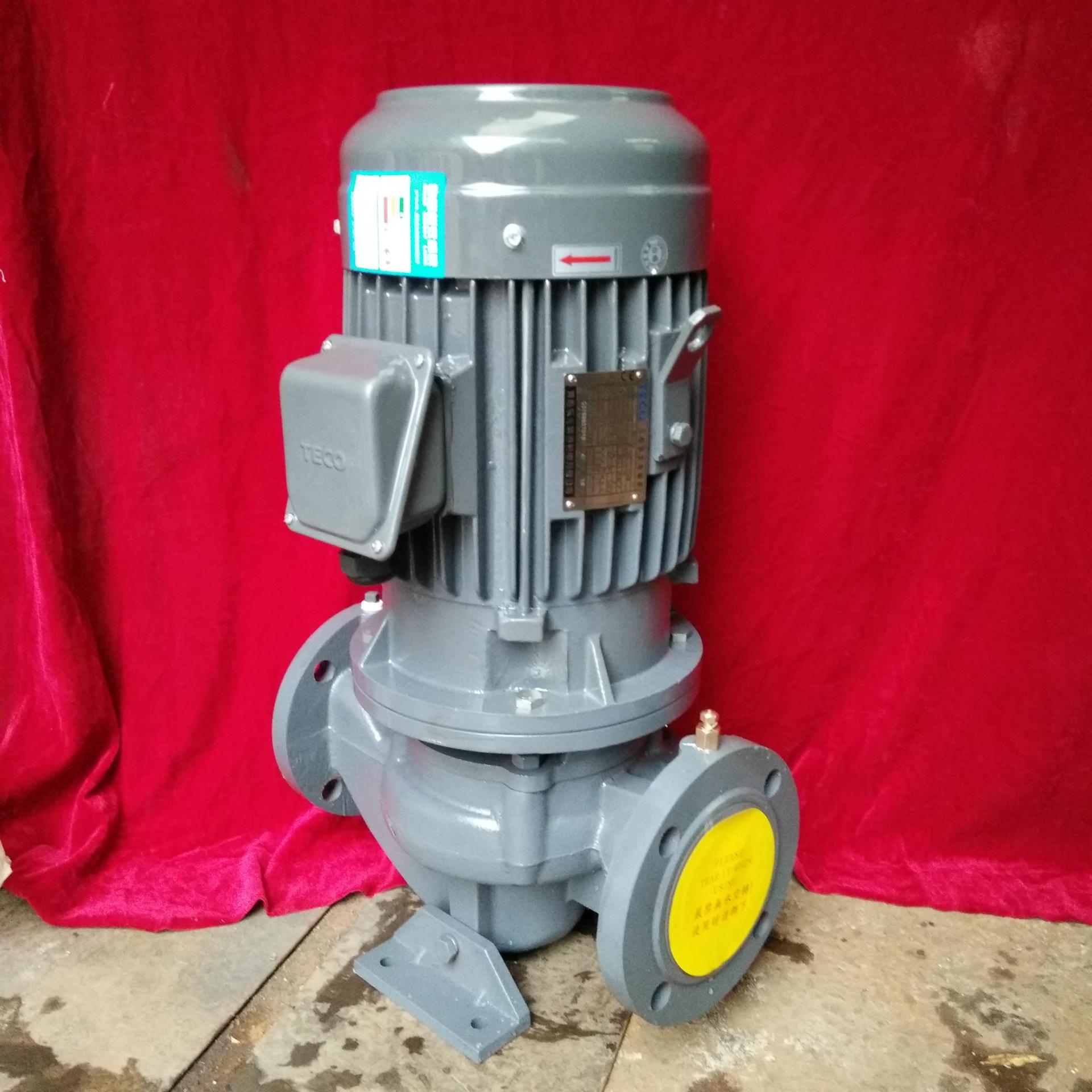 TI同轴式涡流泵 管道泵 清水泵 边立式 封闭式叶轮 单吸式 中开泵 台泉水泵