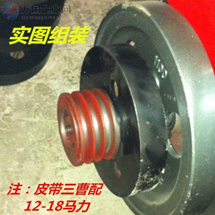 ZS1105-ZS1115单缸水冷柴油机离合器微耕机手摇启动器