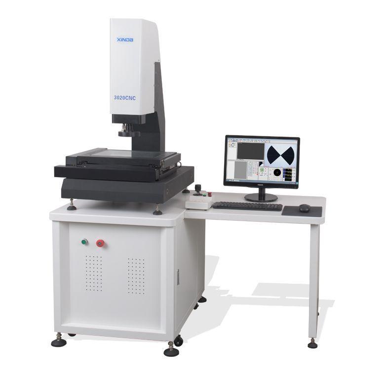 全自动影像测量仪 程序控制